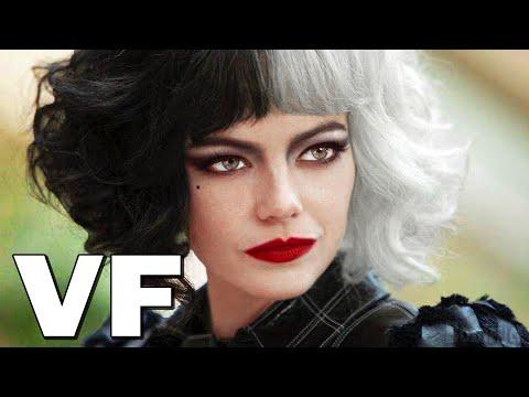 CRUELLA Bande Annonce VF (2021) Emma Stone, Film Disney