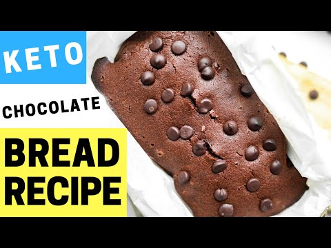 chocolate-keto-bread-loaf-|-easy-low-carb-chocolate-bread-recipe-for-the-keto-diet