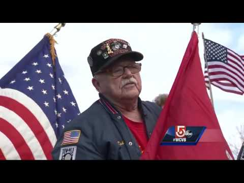 Remains of Korean War veteran returns home to Massachusetts