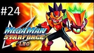 MegaMan Star Force Leo Gameplay\Walkthrough Part 24