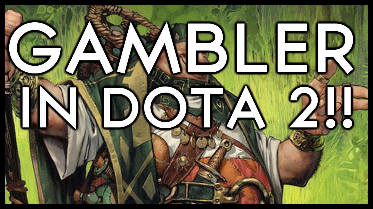 Dota 2 Mods GAMBLER IN DOTA 2 RETRO DOTA YouTube