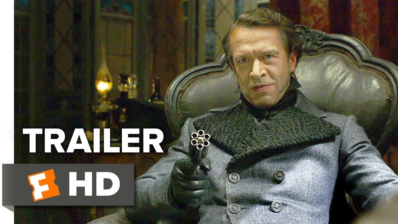 Duelyant Official Russian Trailer 1 (2016) - Martin Wuttke, Vladimir Mashkov Movie HD