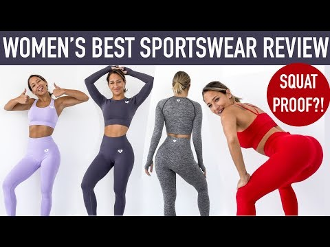 ACTIVEWEAR TRY ON HAUL WOMEN'S BEST REVIEW Best Leggings Ever... or FAIL?!