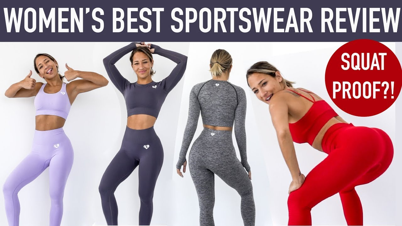 ACTIVEWEAR TRY ON HAUL - WOMEN'S BEST REVIEW - Best Leggings Ever... or FAIL?!