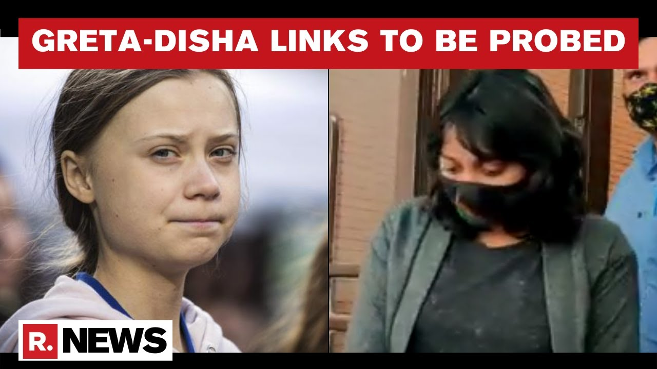 Download Greta Thunberg-Disha Ravi Links To Be Probed In 'Toolkit' Case