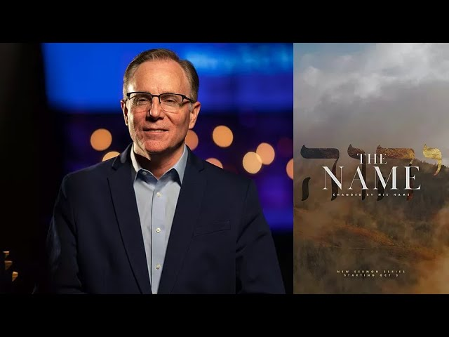 """""""The Name: Experiencing God as Provider; Test, Trust"""" Pastor David Welch"""