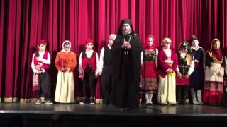 Εορτή κατηχητικών Ιεράς Μητροπόλεως - Επίλογος Σεβ. Αττικής και Βοιωτίας κ. Χρυσοστόμου 2015