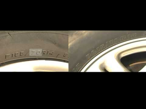 Compare Tire Sizes >> Car Maintenance How To Compare Tire Sizes Youtube