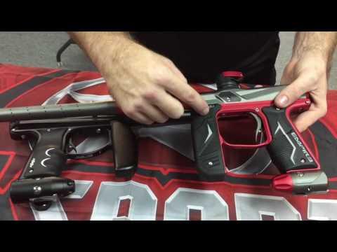 Empire Axe 2.0 Paintball Gun - Overview