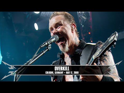 Metallica: Overkill (MetOnTour - Cologne, Germany - 2009) Thumbnail image