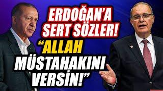 Faik Öztrak'tan Erdoğan'a sert sözler: Hay Allah müstahakını versin!