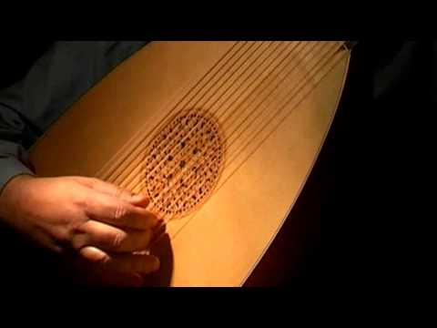 Canario by Kapsberger - lute and basso continuo