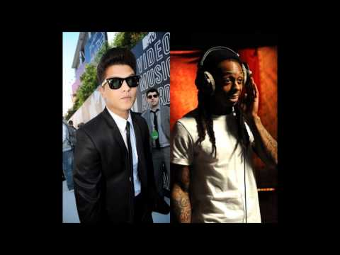 Lil Wayne ft Bruno Mars  Mirror