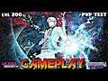 Bleach Brave Souls ' Game Play LvL 200 Ryuken Ishida (Instinct /Heart) 120 %  N…