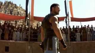 Смотри описание! Отрывок из фильма Гладиатор, бой Максимуса