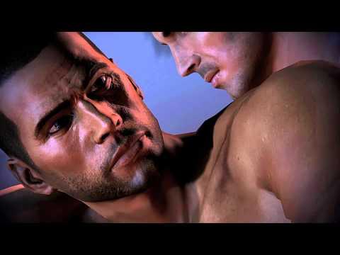 mass effect 2 gay romance