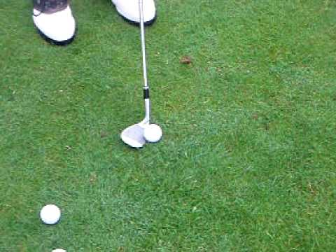 how to make a golf ball check up