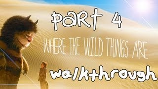 Where The Wild Things Are Walkthrough Part 4 (PS3, X360, Wii)