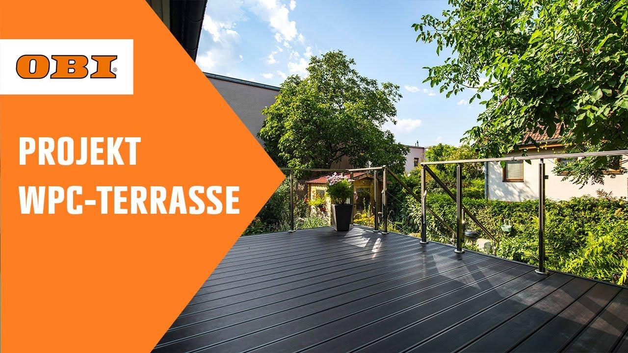 Wunschprojekt   WPC Terrasse mit Kinderrutsche