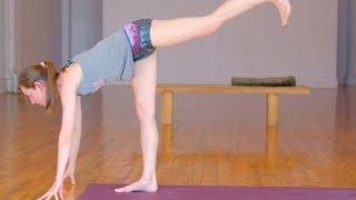Fire it Up 10 Minute Yoga Flow