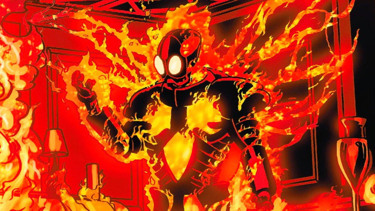 Comic Origins: DC's Firefly - YouTube