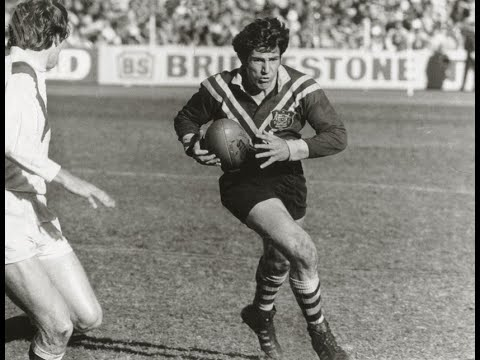 Kangaroos Vs Great Britain 1977 Rugby League World Cup S C G
