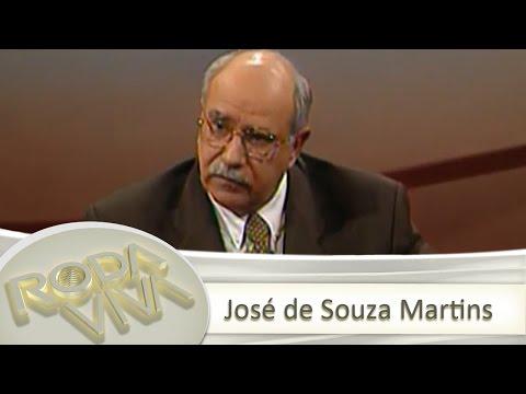 José De Souza Martins - 07/05/2001