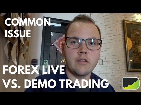 Forex Live Trading vs. Demo Trading - My Last Day In China :)