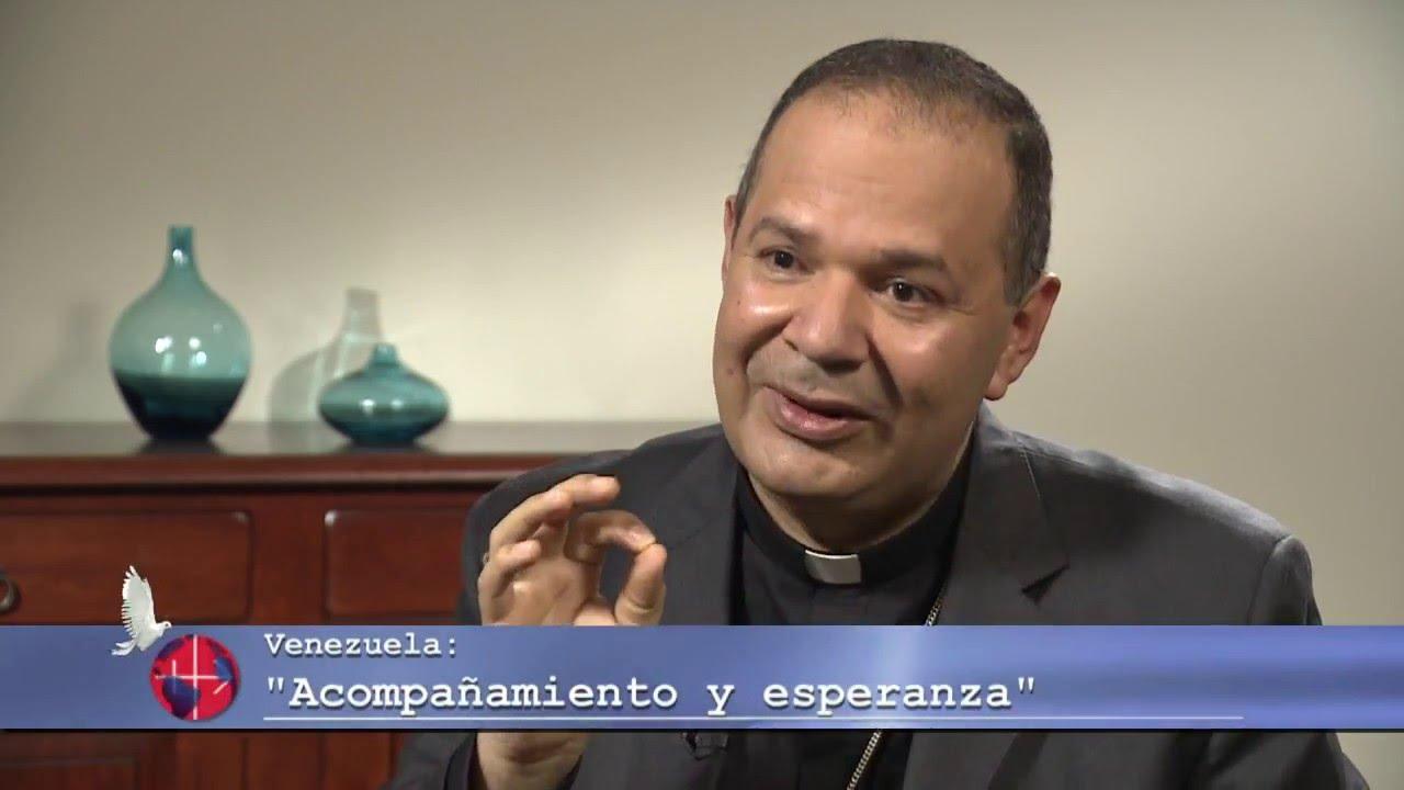 Mons. Ángel Francisco Carballo, Obispo Auxiliar de la Arquidiócesis de Maracaibo, Venezuela