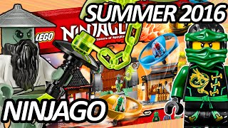 LEGO NINJAGO Airjitzu Battle Grounds (70590) 2016 Summer Set ALL Official Pictures レゴ ニンジャゴー