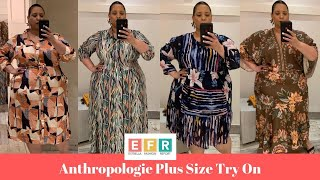Anthropologie Plus Size Try On | Inside The Fitting Room