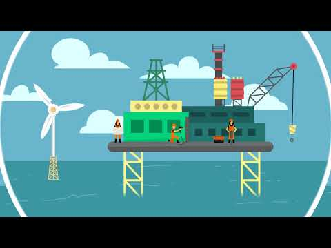 Reducing the cost of offshore wind farms and boosting the re