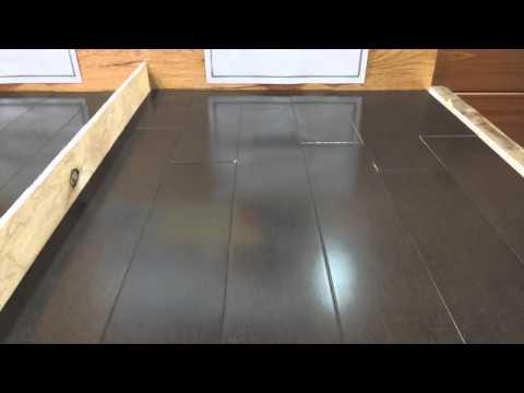 Bona VS. Water & Vinegar - Don't Mop Your Hardwood Flooring!