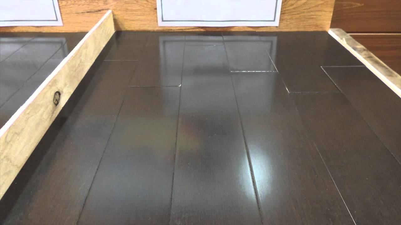 Bona Vs Water Vinegar Dont Mop Your Hardwood Flooring Youtube