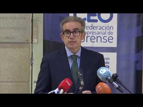 El ourensano José Manuel Díaz Barreiros, nuevo presidente de la CEG