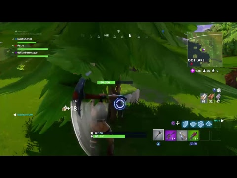 trying to find a scar in fortnite with friend
