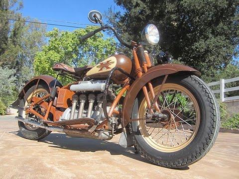 1931 Henderson KJ