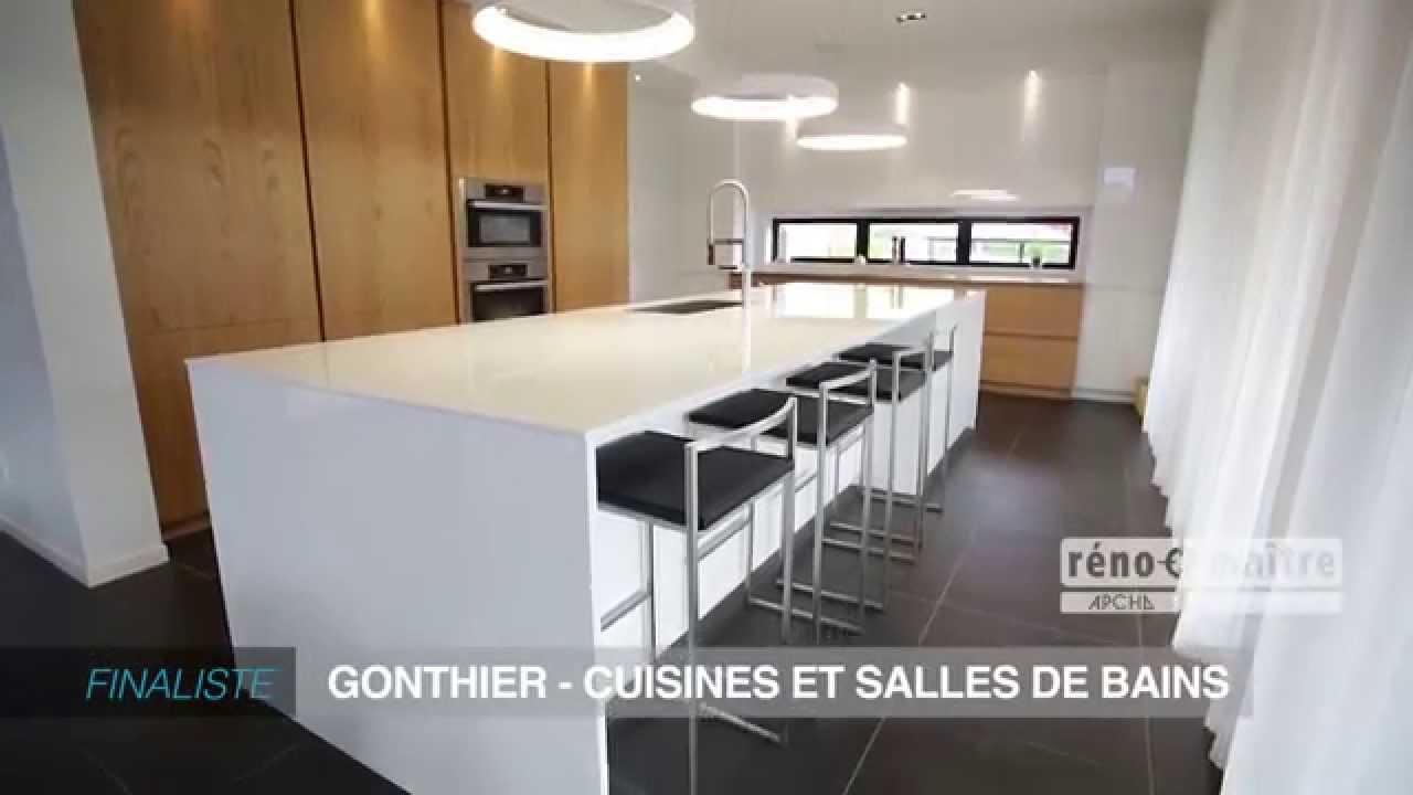 Prix nobilis 2014 gonthier cuisines et salles de bains cuisine plus de 35 000 youtube - Gonthier cuisine et salle de bain ...