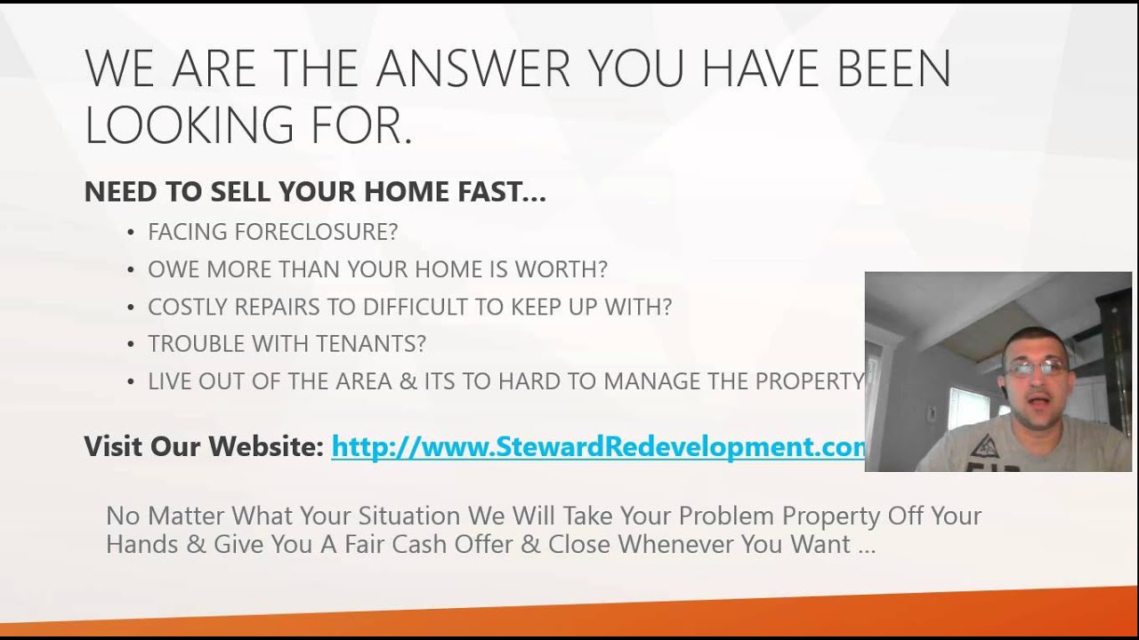 We Buy Houses Westchester County