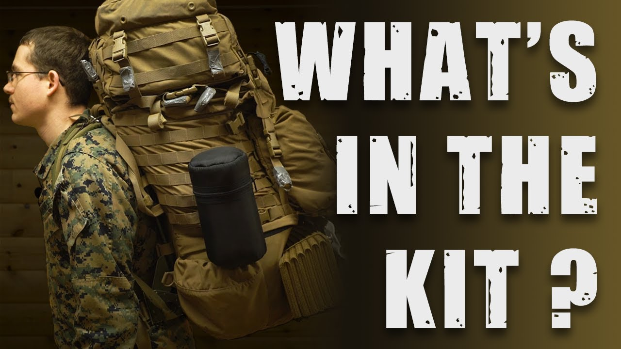 What exactly is in your Kit Bag, Polish Paratrooper?
