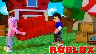 DECORATE MY HOUSE IN ROBLOX BLOXBURG