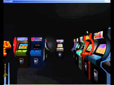 MemoRift Arcade! - Insert Coin - a virtual reality arcade for the Oculus  Rift