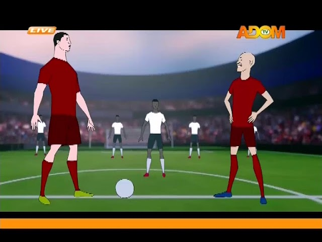 'Number 12' - Agoro Ne Fom on Adom TV (6-6-18)