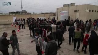 مصر العربية | مساعدات إنسانية تركية لأهالي الموصل