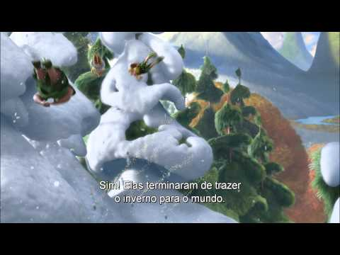 Trailer do filme Tinker Bell - uma aventura no mundo das fadas
