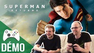 Démo Superman Returns (FR) (Xbox 360)