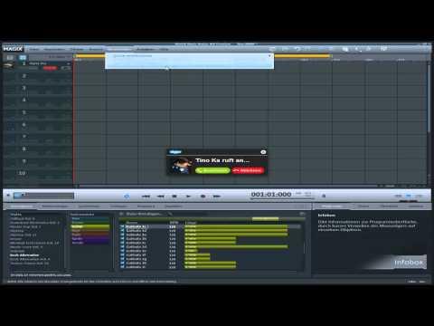 [Tutorial] Magix Music Maker Grundlagen #2 [HD] [TuneSection]
