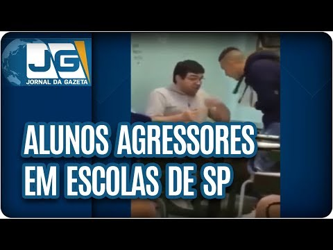 Rodolpho Gamberini/Alunos agressores em escolas de SP