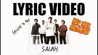 Download Mp3  Lyric Video  Pee Wee Gaskins - Salah