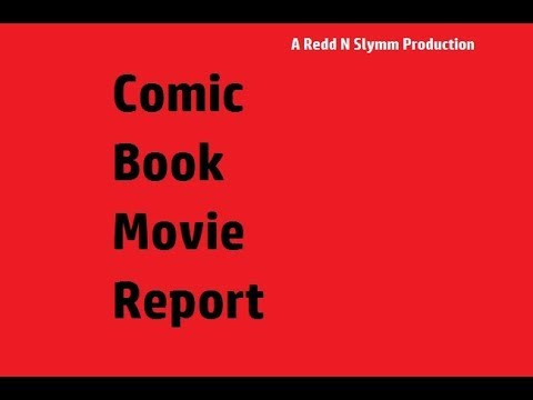 RNS Productions-Comic Book Movie Report-Top Ten MCU Males